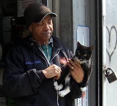 pets enrich elderly