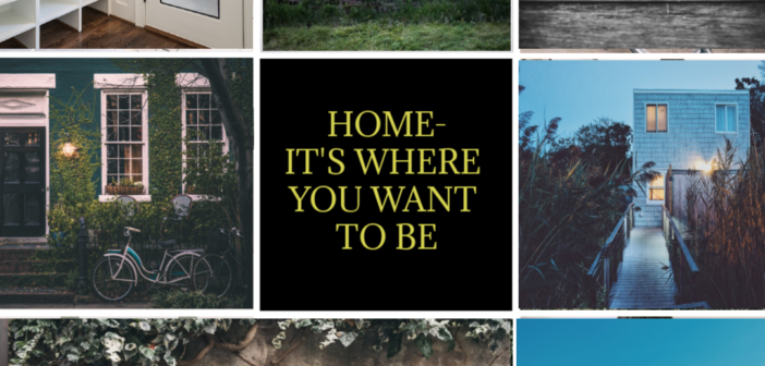 Home is Where your Aging Self Is